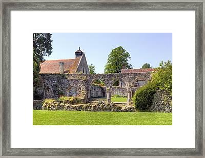 Beaulieu Abbey Framed Print