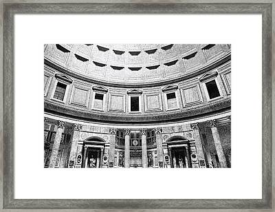 Beautiful Basillica Framed Print