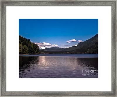 Beautiful Bc Framed Print by Robert Bales