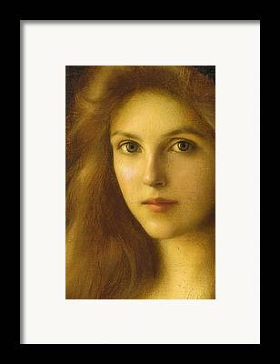 Hair Accessory Paintings Framed Prints