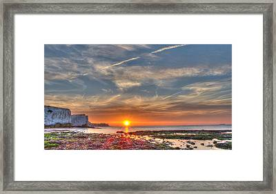 Beautiful Botany Bay Framed Print