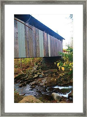 Beautiful Bridge  Framed Print