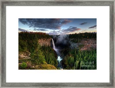 Beautiful British Columbia Framed Print