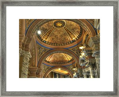 Beautiful Church Framed Print by Kathleen Struckle