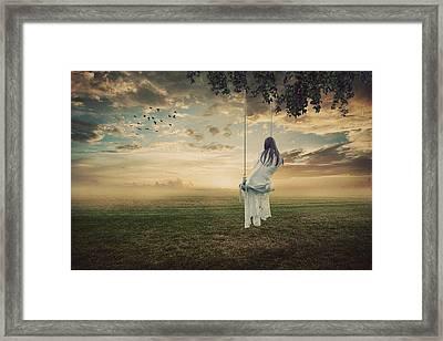 Beautiful Dawn Framed Print