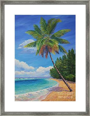 Beautiful Day Framed Print by John Clark