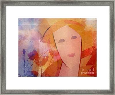 Beautiful Dream Framed Print by Lutz Baar