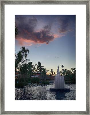Beautiful Endings Framed Print by Laurie Search