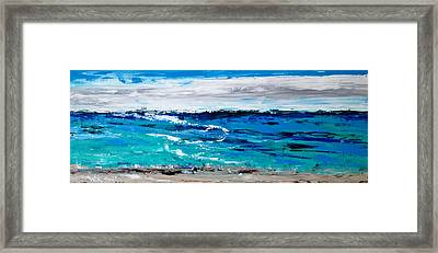 Beautiful Hawaii Framed Print by Vicki Conlon
