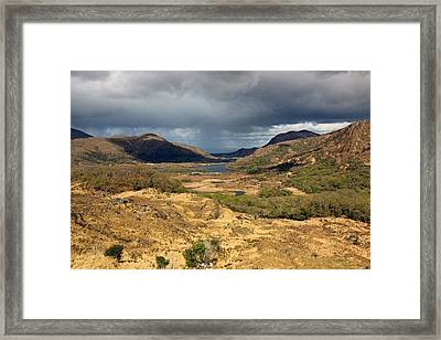 Beautiful Landscape Framed Print by Samantha Murray