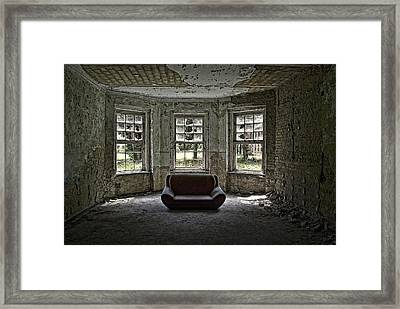 Beautiful Living? Framed Print by Joachim G Pinkawa