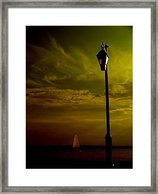 Beautiful Mood  Framed Print by Rick Todaro