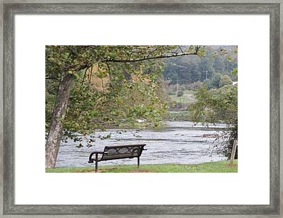Beautiful Morning Framed Print by Melony McAuley