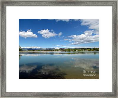 Beautiful Morning Framed Print by Roxanne Marshal