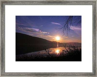 Beautiful Nature Framed Print by Jose Lopez