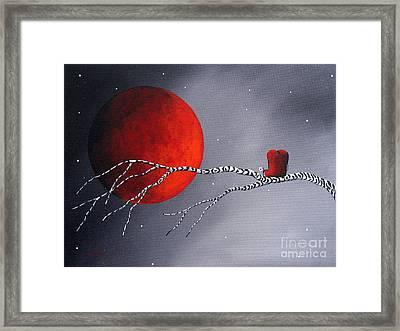 Beautiful Night By Shawna Erback Framed Print