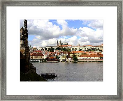 Framed Print featuring the photograph Beautiful Prague by Ira Shander