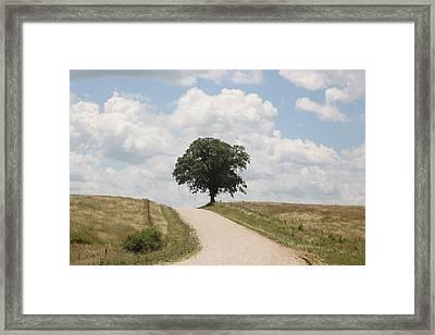 Beautiful Sky 0012 Framed Print