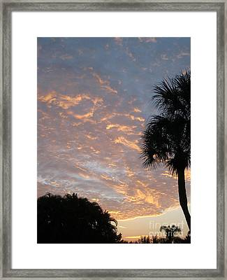 Beautiful Sunrise 57 Framed Print