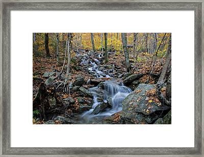Beautiful Vermont Scenery 31 Framed Print by Paul Cannon