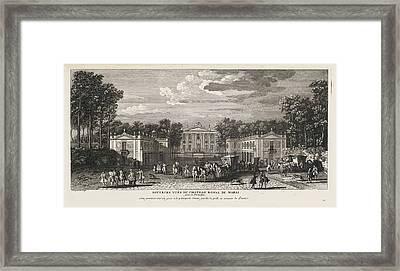 Beautiful Views Of Palace Framed Print