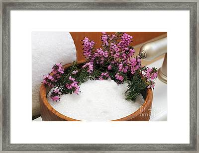 Beautiful Way To Relax Framed Print by Lee Serenethos