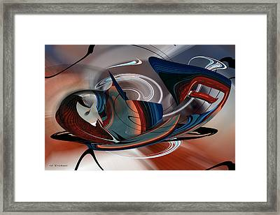 Beautiful Whimsey Framed Print