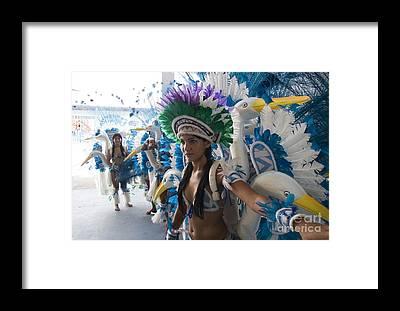 Amazon River Framed Prints