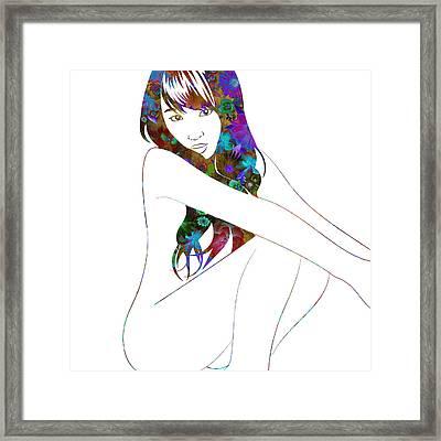 Beauty Endures Framed Print