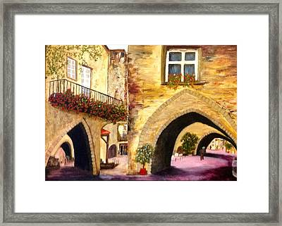 Beauty Exposed Framed Print