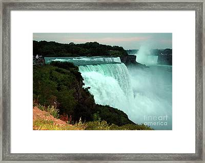 Beauty Framed Print by Kathleen Struckle