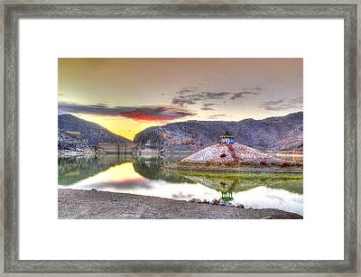Beauty Of Nature Framed Print by Muhammad Zahid
