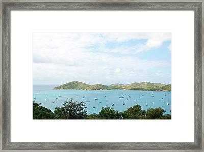 Beauty Of St Thomas Framed Print