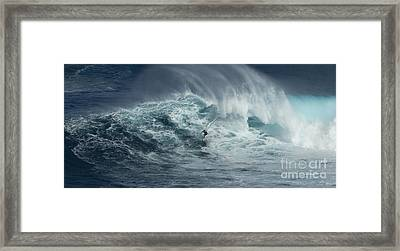 Beauty Of The Extreme Framed Print by Bob Christopher