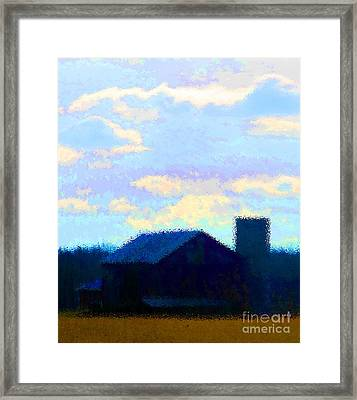 Beauty Framed Print by Tina M Wenger