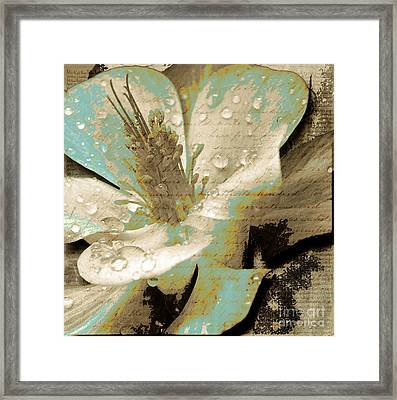 Beauty V Framed Print