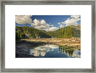 Boundless Beauty Framed Print by Aaron Bedell