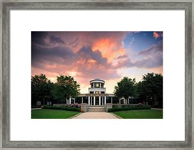 Beaver County Courthouse Framed Print