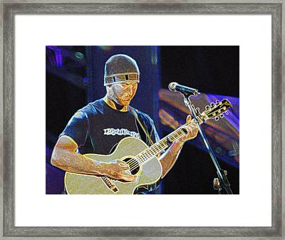 Bebo Norman Framed Print by Don Olea