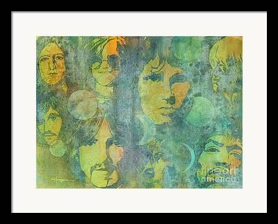 Pete Hamm Framed Prints