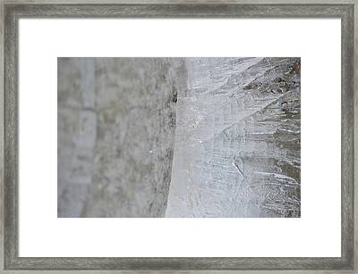 Because She Said So Framed Print