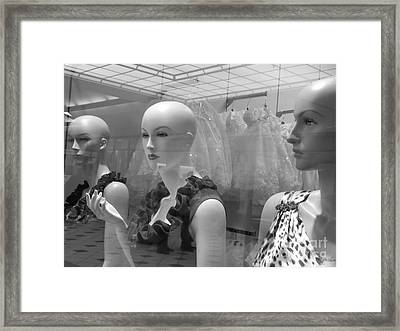 Beckoning Framed Print by Lyric Lucas