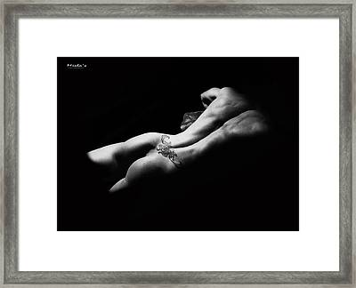 Become  Framed Print by Emile Steyn