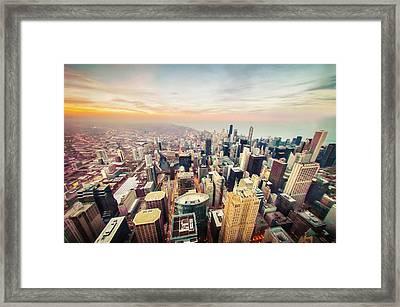 Bedroom Communities Framed Print