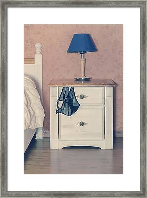 Bedroom Framed Print by Joana Kruse