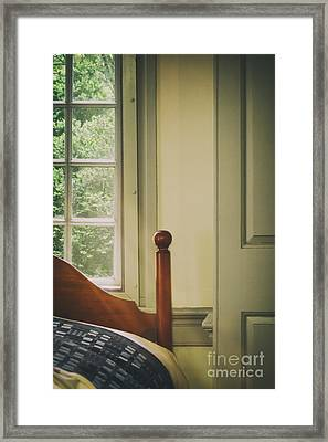 Bedroom Framed Print by Margie Hurwich