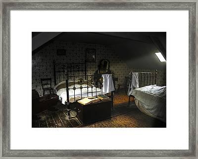 Bedroom Framed Print by Svetlana Sewell