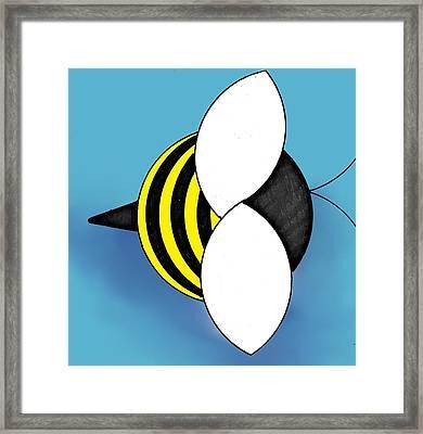 Bee2011 Framed Print