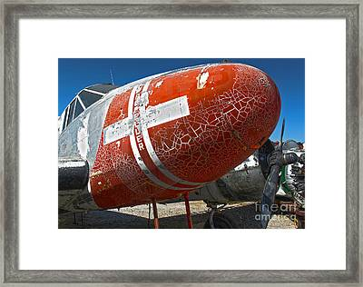 Beech Expeditor Uc-45 - 04 Framed Print by Gregory Dyer