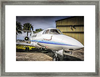 Beechcraft 900xp Framed Print